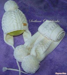 Knitting mittens pattern kids baby booties ideas for 2019 Knitted Hats Kids, Knitted Gloves, Knitting For Kids, Kids Hats, Baby Knitting, Crochet Baby, Hat Crochet, Cat Scarf, Mittens Pattern
