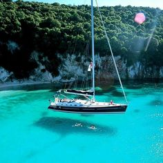 Boat Booking India is the finest charter company in Mumbai & Goa, specialized in luxury yachts we provide you with extensive fleet of boats, yachts on charter. Paxos Island, Sailing Trips, Sailing Yachts, Sailing Catamaran, Sailboat Living, Sailing Holidays, Classic Yachts, Yacht Boat, Luxury Yachts