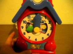 fisher price zegar 2 Movie, Fisher Price, Clock, Candles, Watch, Clocks, Candy, Candle Sticks, Candle
