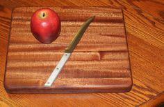 Wooden Cutting board Oak Handmade Chopping by dlightfuldesigns