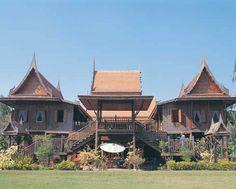 Traditional Thai House « Thailand