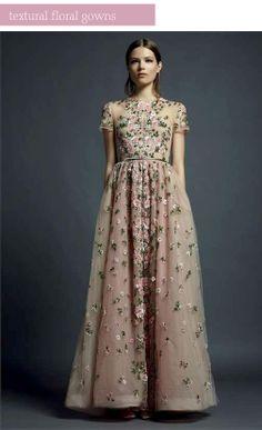 Valentino 2013, Valentino, Valentino Garavani, fashion, haute couture, womenswear, dress, gown, couture, catwalk, runway, designer