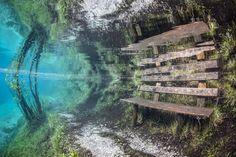 Taman Bawah Air yang Unik di Austria - Yahoo! News Indonesia