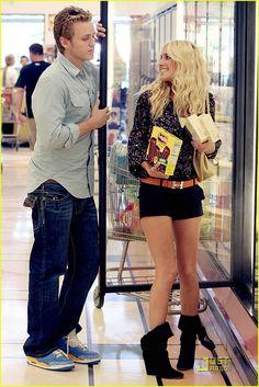 Heidi and Spencer Go Gelsons | heidi montag spencer pratt grocery shopping gelsons 09 - Photo