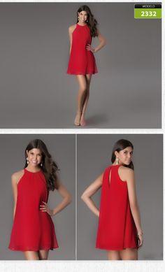Vestido 2332 Importado (no Chino) Todas Las Tallas - $ 143.000