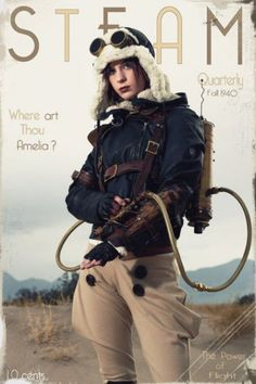 Incredible Steampunk Costumes