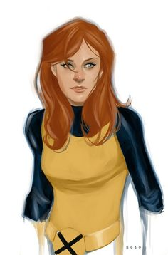 Marvel Girl - Just got Manga Studio 5 yesterday and wanted to try out the colors on it. I LOVE the oil and watercolor brushes. Very easy to use and a great natural look to them. Highly recommended.