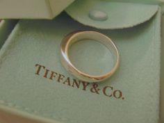 My Tiffany wedding band
