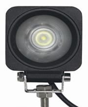 """""""Pen"""" Work, Spot, Flood Light LED 10W Cree  Operating Voltage: 10-30V DC  Waterproof rating: IP 67  1pcs*10w high intensity CREE LEDs  Luminous Flux 850lm  Optional Color: Black   Color Temperature: 6000K  Material: Die cast aluminum housing  Lens material: Toughened Glass  Mounting Bracket: Stainless Steel  Optional Beam: 40 or 8 degree  Expected Life 30000+ hours  Certificates: CE RoHs"""