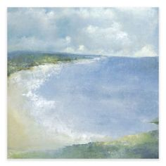 Coastal Afternoon 1 Canvas Wall Art - www.BedBathandBeyond.com