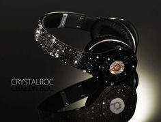 CrystalRoc Dr. Dre-Beats headphones. Someone get me theeseee!