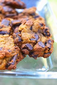 Predominantly Paleo: Paleo/Vegan Chocolate Chip Cookies {Egg, Grain, Gluten, Dairy, Refined Sugar Free}