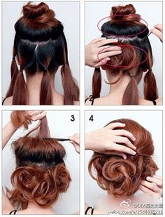 Cute prom hair!! Go ahead and book your appointmen