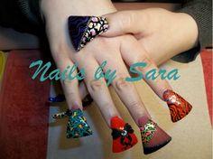 Nails by by Sara Khalaf.