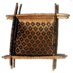 Peneira quadrada Sateré Mawé  Artesanato Indígena