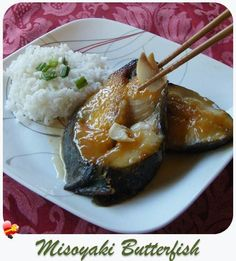Delicious local style Misoyaki Butterfish recipe. Get more island style recipes here.