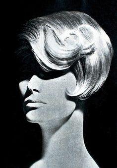 Sculptured Sixties Mod Hair