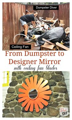 Restaurant: Impossible | DIY Mirror