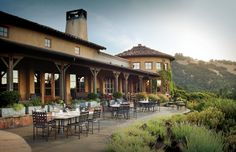 Located on 675 acres of spectacular Sonoma wine country, Mayacama is a private residence club featuring one of the world's best golf courses. Sonoma Ca, Sonoma County, Clubhouse Design, Hillside Village, Sonoma Wine Country, Best Golf Courses, Travel And Leisure, Tuscany, Photo Galleries