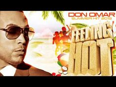 Feeling Hot by Don Omar new Zumba song!