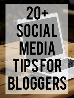 Who knew there was so much to blogging and social media? These tips are AMAZING!