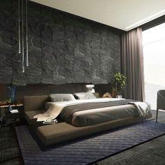 #interiormoods_by_cbc #interiorlovers#interiordesign #bedrooms#manstyle #furniture #dark #bedroomideas #elegance #elegantfurniture #sobre #liveinstyle  #homedecor #stylishbedroom #repost Reposted Via @carolinebouchaaya