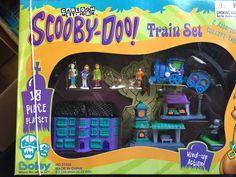 Scooby-Doo  Wind-up Train Set, New Unopened     | eBay