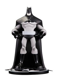 Batman Black And White Sean Galloway - Statue