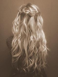 I really want to be able to do this to my hair..