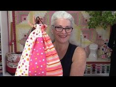 How to Make a Storage Bag Any Size - YouTube