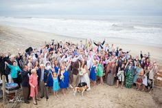 My Blog | Outer Banks, NC wedding photography | Hillary and Nick married at Jennette's Pier