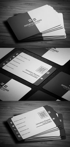 New professional business cards PSD template design for any corporate organization or personal. Highly detailed, simplistic, modern business card templates with Free Business Cards, Unique Business Cards, Professional Business Cards, Business Card Logo, Business Card Design, Graphisches Design, Flyer Design, Design Cars, Logo Design