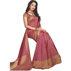 45aac40234d5f7 Original Rajguru Raw Silk Pallu Saree