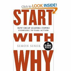 Simon Sinek speaks on how great leaders inspire action in this TED Talk. Marie Forleo, Steve Jobs, Personal Branding, Simon Sinek Why, Good Books, Books To Read, Free Books, Why Book, Book 1