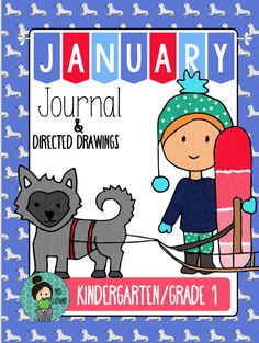 January Poems And Directed Drawings Winter Kindergarten Grade 1