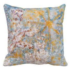 Bluebirds in the Snow Designer Art Pillow Blue Exquisitely gorgeous, you will LOVE our decorative Stunning Bluebirds in the Snow Designer Art Gift Collection. This whimsical collection features a stunning color palette inspired by the lush gardens of the English Country-side. Perfect as a gift! Our Magnificent Bluebirds in the Snow Designer Art Gift Collection is designed by artist Marie-Jose Pappas of Innocent Originals.