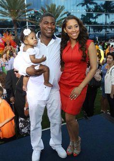 TRACY MORGAN AND FAMILY ATTEND 'RIO 2' PREMIERE - Black Celebrity Kids