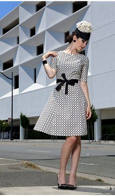 1960s Brand New Me Mad Men Dress $92.00
