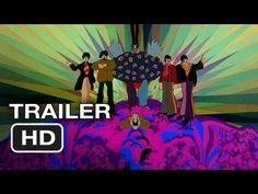 Yellow Submarine Official Trailer (2012) The Beatles Movie HD