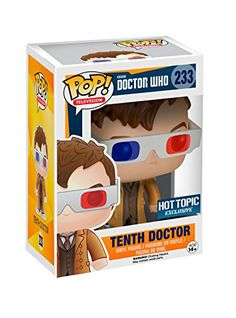 Funko Pop! Television #221 Dr Who Tenth Doctor with 3D Glasses (Hot Topic Exclusive) Pop http://www.amazon.com/dp/B00XZL79SC/ref=cm_sw_r_pi_dp_GQmIvb0309VHW