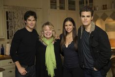 Ask the Fans: 'Vampire Diaries' Exec Producer Julie Plec Wants Your Answers to ... - Yahoo TV (blog)