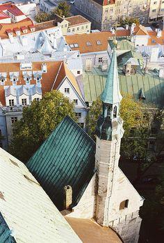 Tallinn. Love this city and can't wait to return again.