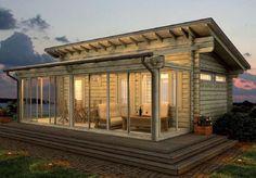 Полный Проекты дачных домиков для 6-10 соток: 120 фото, описание и требования. Самые интересные идеи