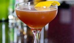 Blood & Sand Cocktail @ Steubens