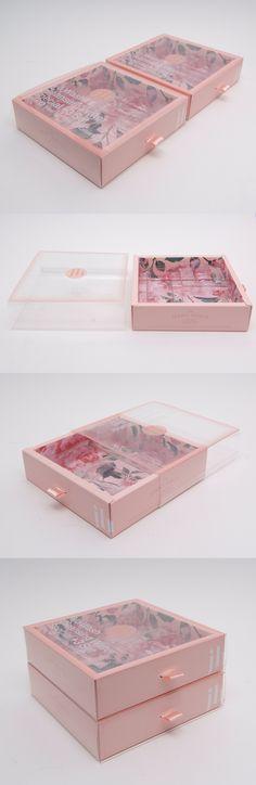 #슬리브형 #PET 슬리브 #제니하우스 패키지 #화장품포장 #플라스틱진공성형 #모아패키지 #패키지샘플 Box Cake, Decorative Boxes, Packaging, Printed, Home Decor, Homemade Home Decor, Boxed Cake, Wrapping, Decoration Home