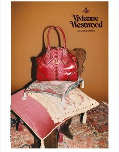 Vivienne Westwood Accessories - Available at KJ Beckett