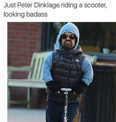 Pin By Cheryl Mack On Memes Pinterest American Dad Family Guy - Photo of peter dinklage riding a scooter sparks funniest photoshop battle ever