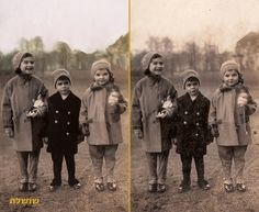 Photo Restoration @shoshelet