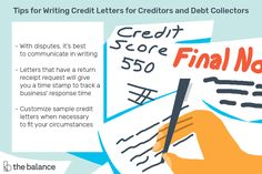Sample Credit Letters For Creditors And Debt Collectors intended for Dispute Letter To Creditor Template - Best Professional Templates Letter Of Interest Template, Cover Letter Template, Letter Templates, In Writing, Writing Tips, Fiscal Calendar, High School Resume Template, How Do You Remove, Business Card Psd