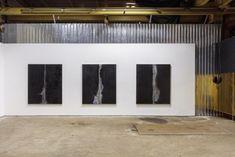 Hugo McCloud, exhibition a Sean Kelly Gallery Metal Paintings. Brooklyn, Contemporary Art, Art Photography, Art Gallery, Artsy, Paintings, Metal, Exhibitions, March